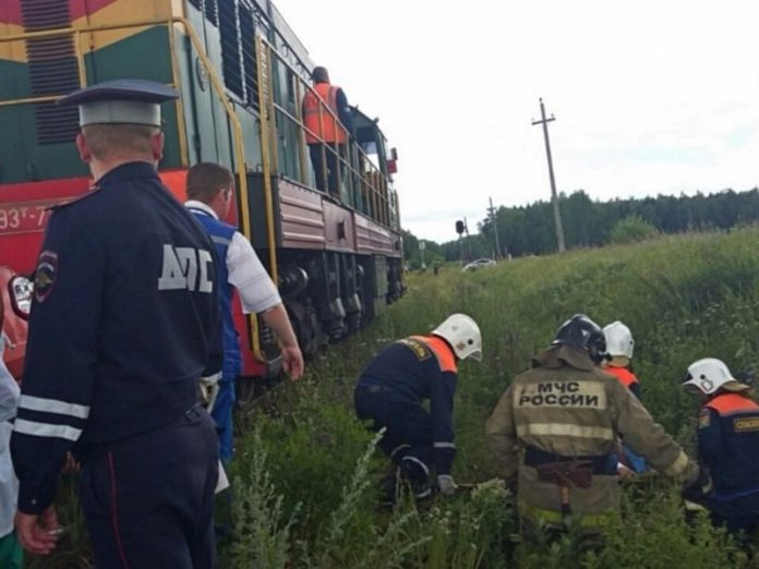 Brought about a major railway accident in Tula region
