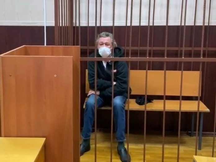 Efremov has not yet testified and offered no money to the family of the deceased driver