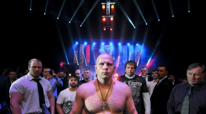 """Emelianenko stated that he had been ill COVID-19 before the epidemic and """"drove it then"""""""
