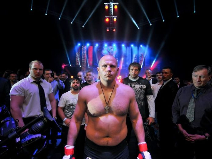 Emelianenko stated that he had been ill COVID-19 before the epidemic and