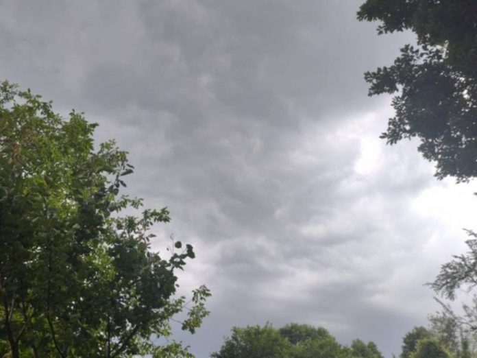 Emergencies Ministry: Weather in the Moscow region will continue to rage until the evening environment