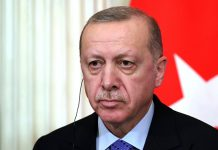 Erdogan accused Armenia of attacks on the military of Azerbaijan