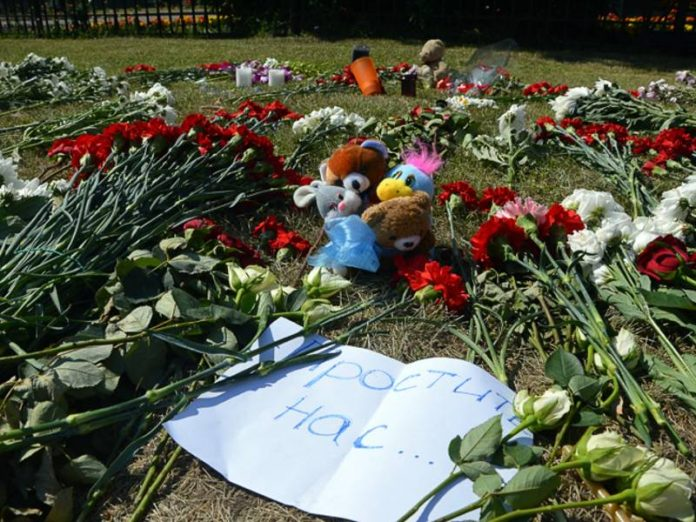 EU: Russia must accept the blame and be responsible for the loss of MH17 over the Donbas