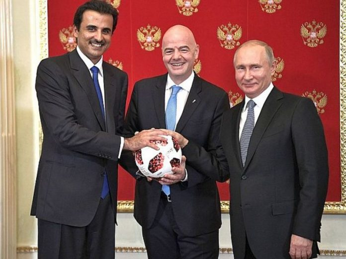 FIFA President became the figurant of criminal case