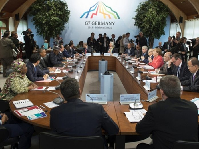 Germany does not support the idea of returning Russia to the G7