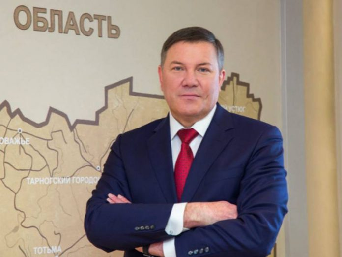 Governor of the Vologda region: