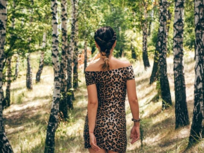 Granddaughter Sofia Rotaru undressed in the woods (photo)