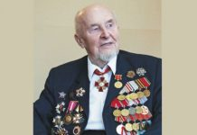 He died a famous Soviet and Russian orientalist Evgeni Chelyshev