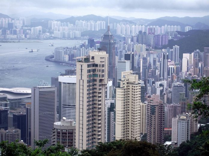 Hong Kong recorded the highest growth infected with the coronavirus
