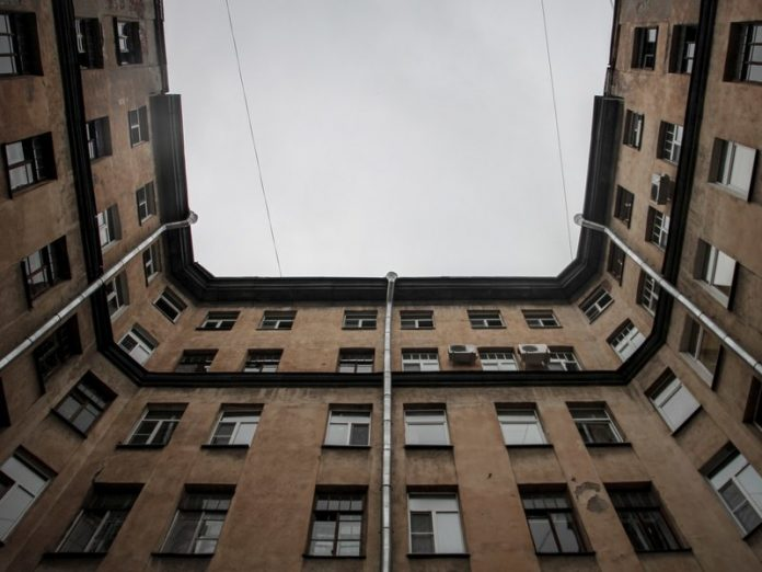 In apartment buildings near Moscow Shchelkovo explosion