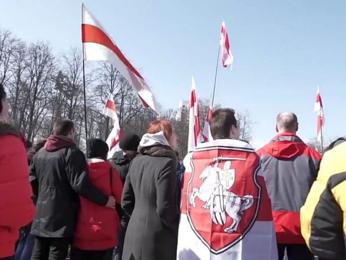 In Belarus, announced the organization of protests from abroad
