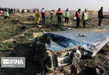 In Iran, called the probable cause of the crash Boeing Ukrainian
