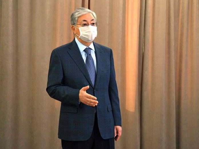 In Kazakhstan declared a General mourning for the victims of the coronavirus