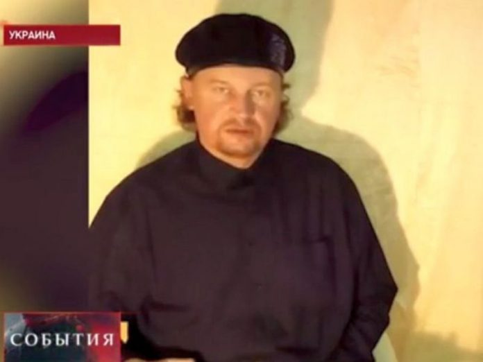 In Lutsk, the terrorist was detained during the assault (photo, video)