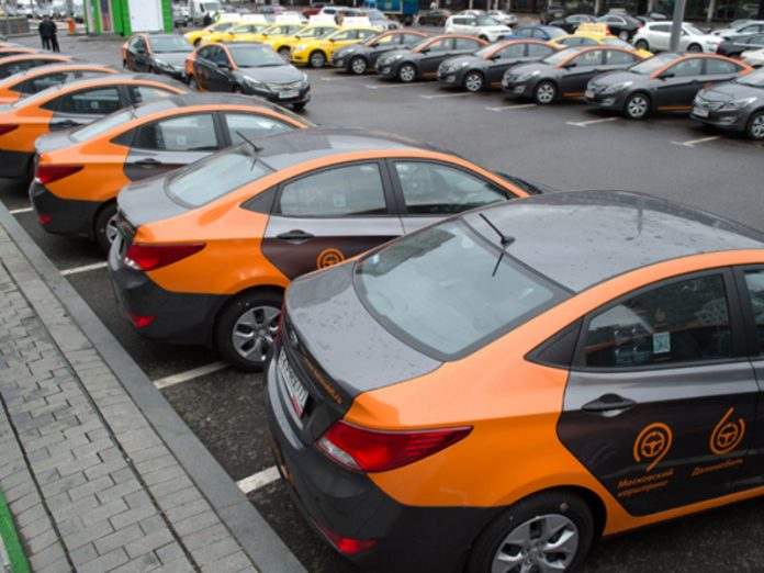 In Moscow, a man stole carsharing car with a fake account