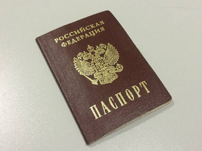 In Moscow caught the crook, who designed the credits for lost passport
