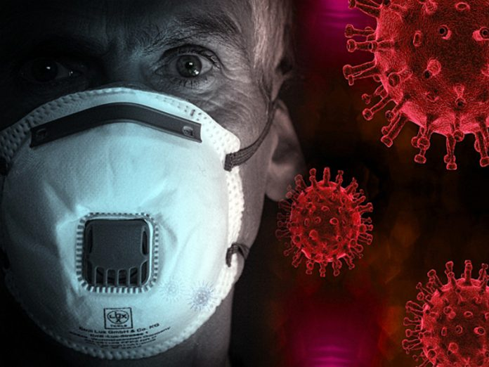 In Moscow said the number of new cases of infection with coronavirus for days