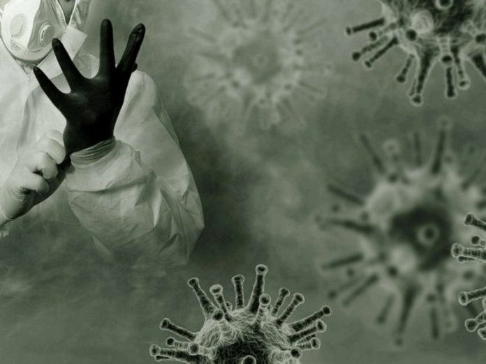 In Moscow the day he died 37 infected with the coronavirus