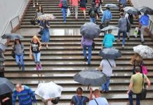 In Moscow will be cloudy and rainy