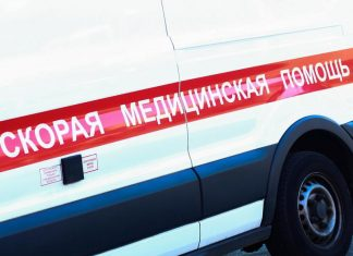 In Pushkin seriously injured a boy on a electric skateboard that got hit by a car
