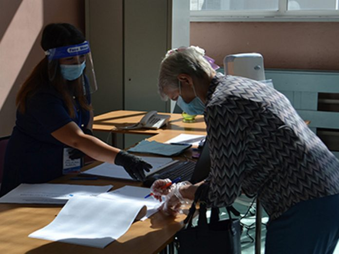 In Russia check 23 thousand voters on the subject of the re-vote on Constitution