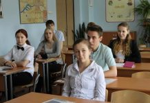 In Russia pass the exam for core mathematics
