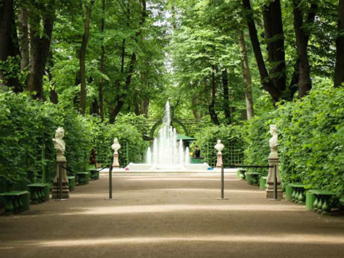 In St. Petersburg after three months of inactivity will open the Summer and Mikhailovsky gardens
