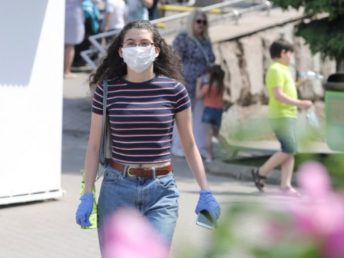 In St. Petersburg during the day, more than 250 people became ill COVID-19