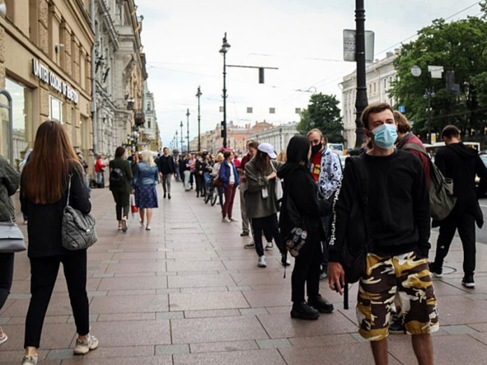In St. Petersburg the victims of the coronavirus during the day began, 24 people