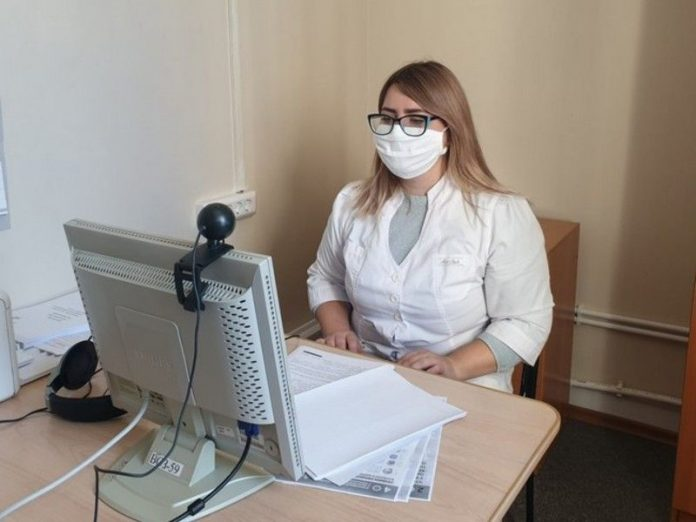In the Altai in conditions of a pandemic have successfully used online technology in medicine