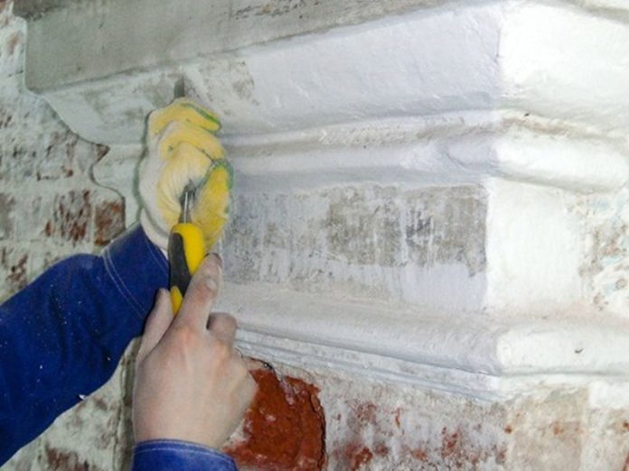 In the center of Moscow stopped the illegal repairs in old houses