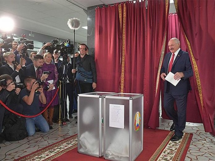 In the list of candidates in presidents of Belarus have left five people, including Lukashenka.