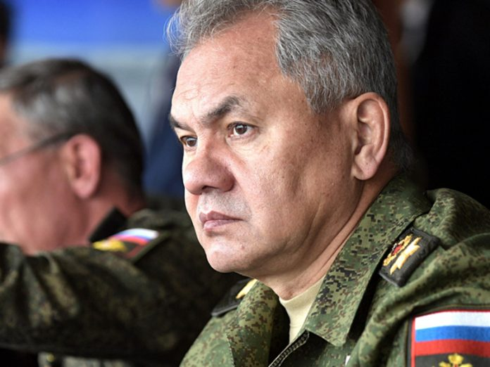 In the Network appeared the photo Shoigu fishing