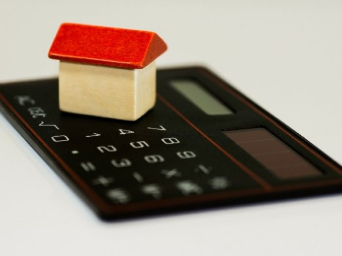 In the US the rate on your mortgage for the first time below 3%