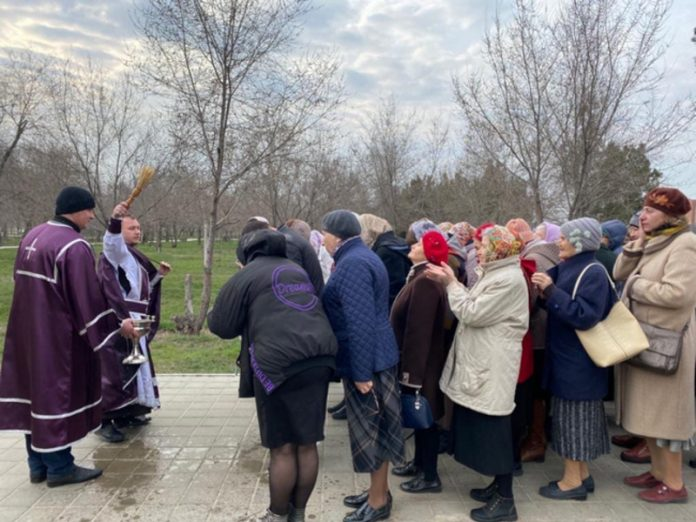 In Ufa banned in the Ministry of the priest who helped the protesting citizens