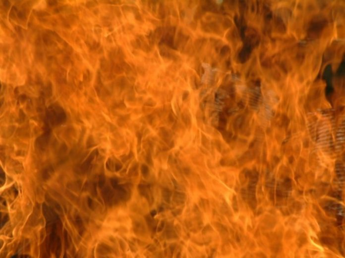 In Yaroslavl almost burned the building of the interior Ministry