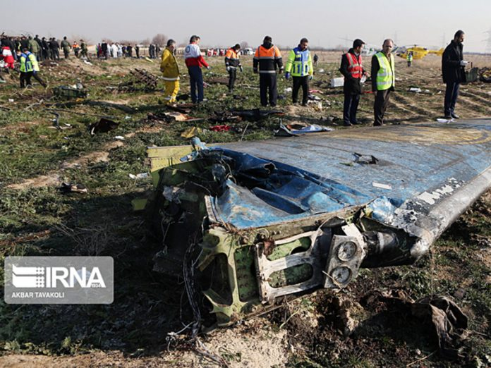 Iran is ready to pay compensation for the Downing of the Ukrainian plane
