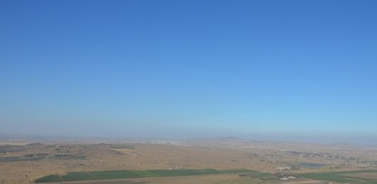 Israel attacked the military in the South of Syria, there are wounded