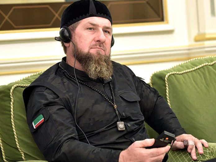 Kadyrov said that defeated international terrorism and deserves the peace prize