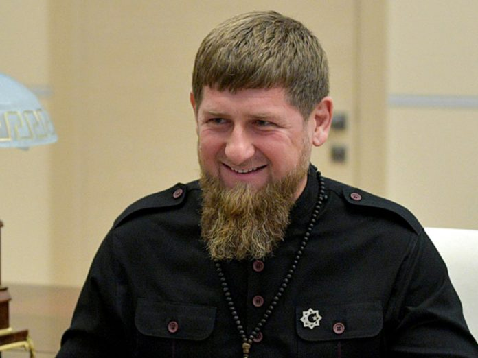 Kadyrov was in the
