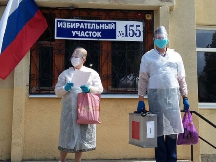 Kanev: the Decision on the three-day elections in September looks like hysteria