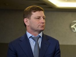 Khabarovsk Governor Furgala was brought to the court