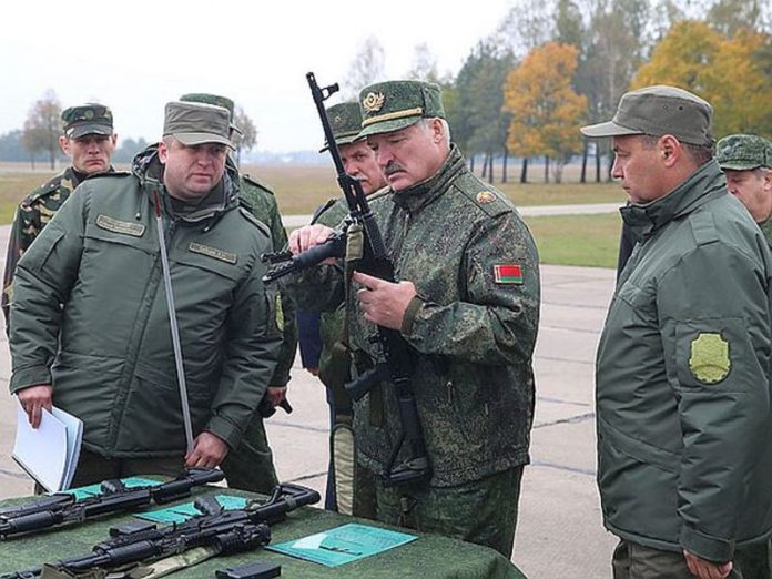 Lukashenko: I do Not serve in the army presidents should not be