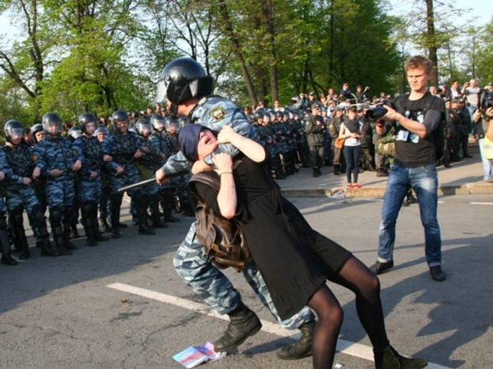 Media found in the budget over 20 billion rubles, intended for the security forces operating in the protests