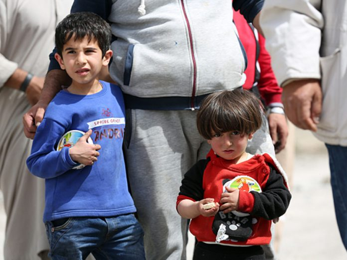 Media: gunmen In Syria kidnap children and force them to fight