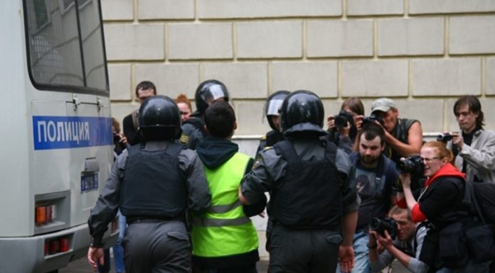 Media reported about hundreds of detainees in Moscow to protest against the amendments to the Constitution