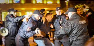 Media: the campaigns to support Furgala in Khabarovsk began the detention