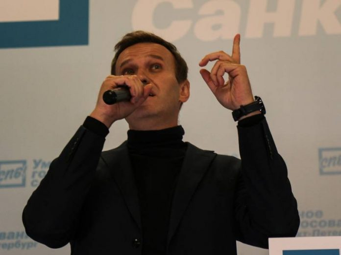 Media: the Experts found in the words of Navalny