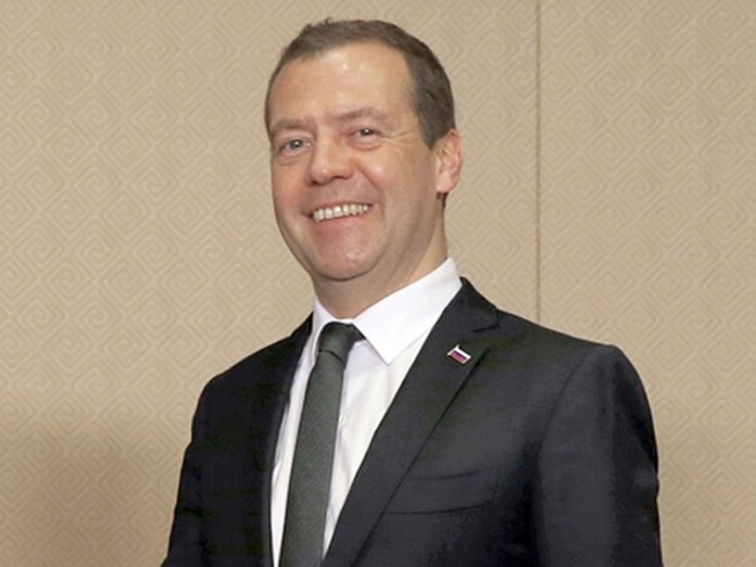 Medvedev: Coronavirus can cause the fall of the world economy by 5%