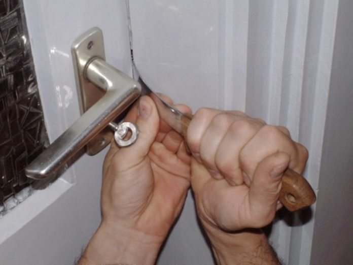 Muscovite returned home from the country and found the apartment thieves